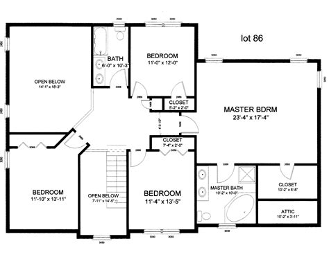 house layouts floor plans image gallery house layout