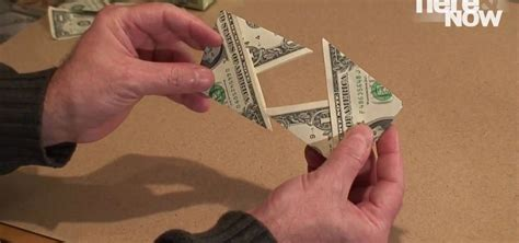 how to make origami out of dollar bills how to make an origami wallet out of a dollar bill