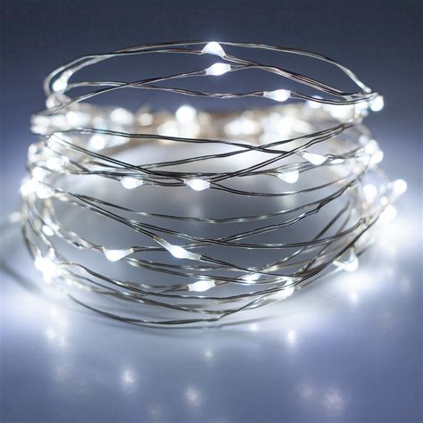 cool white lights battery operated lights 30 cool white battery operated