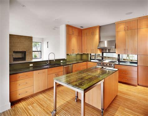 simple kitchen designs 5 cool 简约开放式厨房图片 土巴兔装修效果图