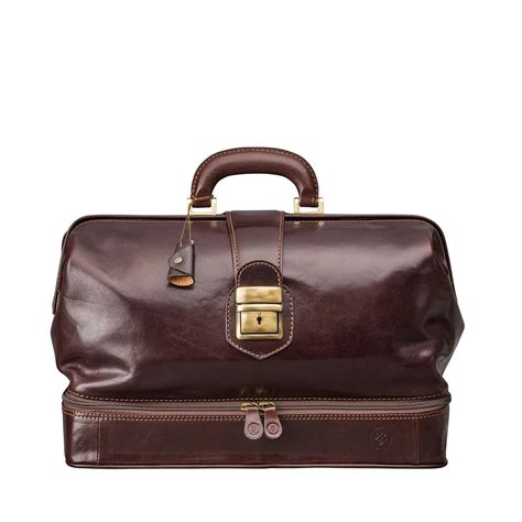 leather doctor bags for the donninil large leather doctor bag
