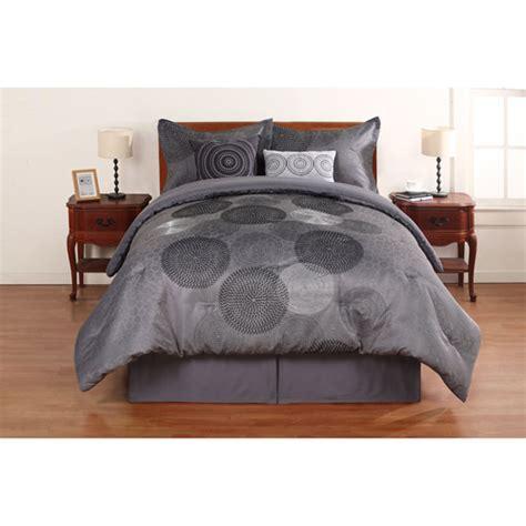 comforter sets walmart hometrends circles bedding comforters sets walmart