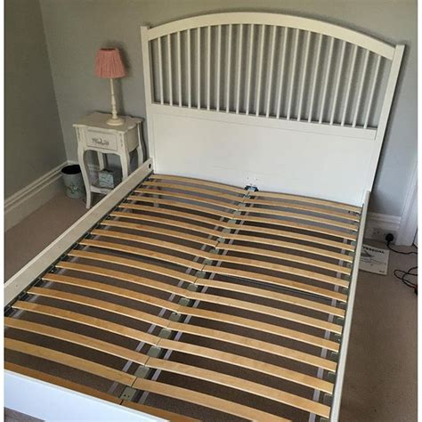 ikea bed frame assembly ikea tyssedal bed frame assembly flat pack dan