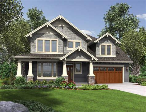 craftsmen home house plan river craftsman home plan