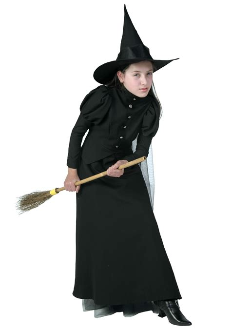 witch ideas deluxe child witch costume ebay