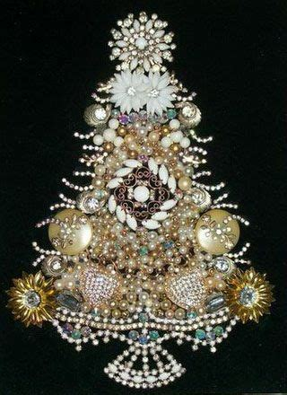 make a jewelry tree pin by marilyn cooper on inspire forest for the trees