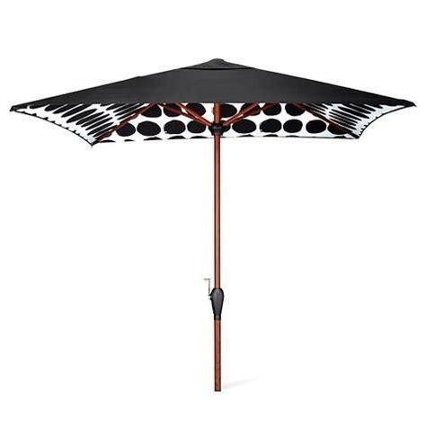 black and white patio umbrella marimekko for target umbrella
