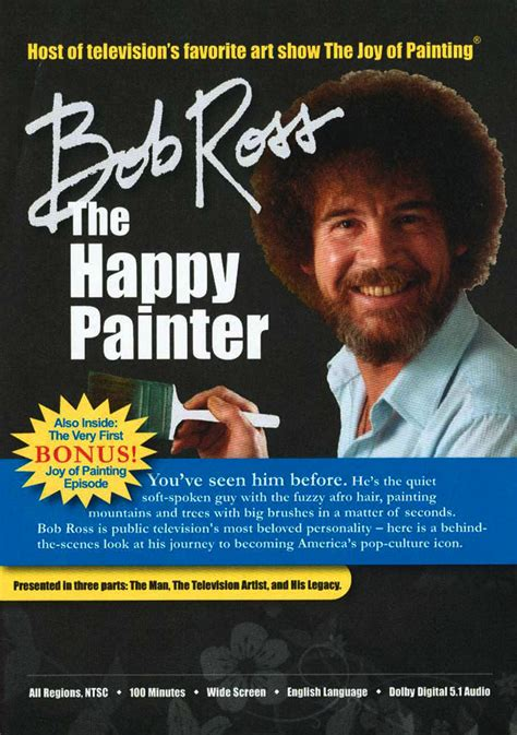 bob ross painting tv schedule bob ross the happy painter tv show news