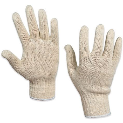 string knit gloves string knit cotton gloves small shippingsupply