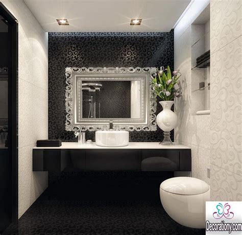 black and white small bathroom ideas 55 modern bathroom design trends 2017 bathroom