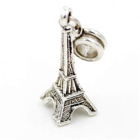 cheap charms for jewelry new wholesale jewelry eiffel tower charms silver 925
