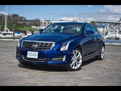 2013 Cadillac Ats Review by 2013 Cadillac Ats Review