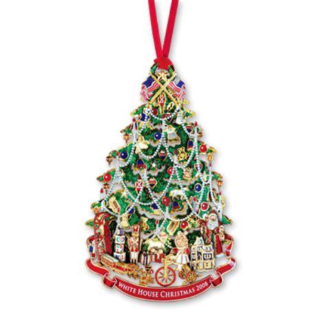 2008 white house ornament a