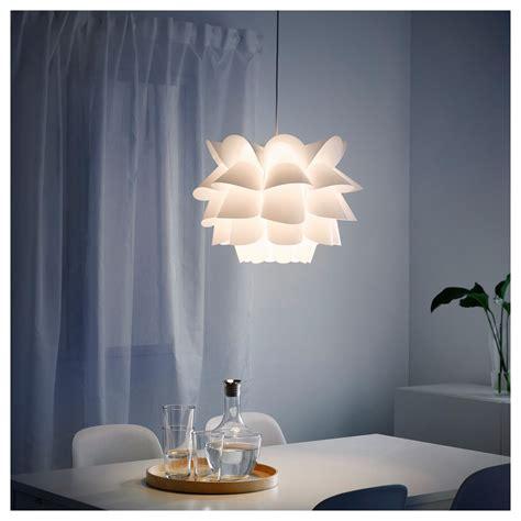 white chandelier ikea knappa pendant l white ikea