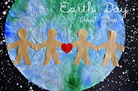 earth day crafts earth day craft with writing prompt she s crafty