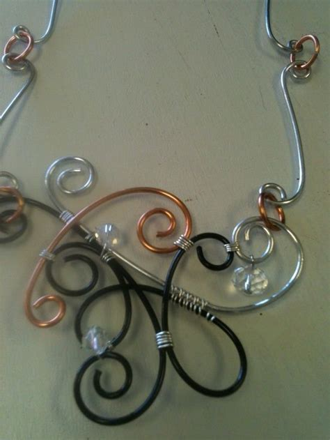 wire jewelry ideas to make pin by peterson on accessories