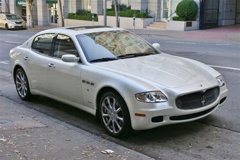 how cars run 2008 maserati quattroporte parental controls 2008 maserati quattroporte executive gt automatic stock 130802 for sale near san francisco ca