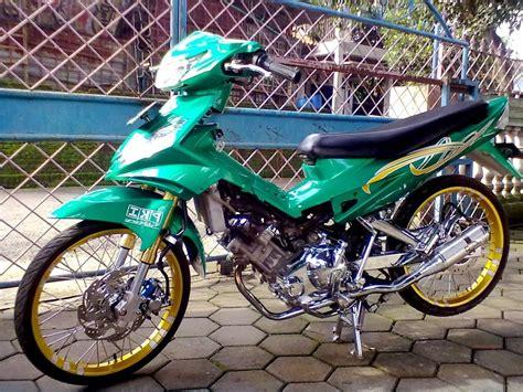 Gambar Motor Otomotif by Kumpulan Gambar Modifikasi Yamaha Jupiter Mx Terbaru