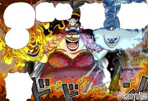 one digital colored one 851 big vs brook colored version by hanayo