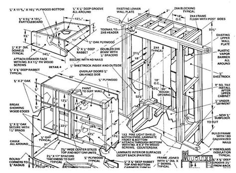 kitchen cabinet woodworking plans woodworking plans kitchen cabinets how to build diy