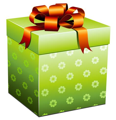 gift to gift box png image free