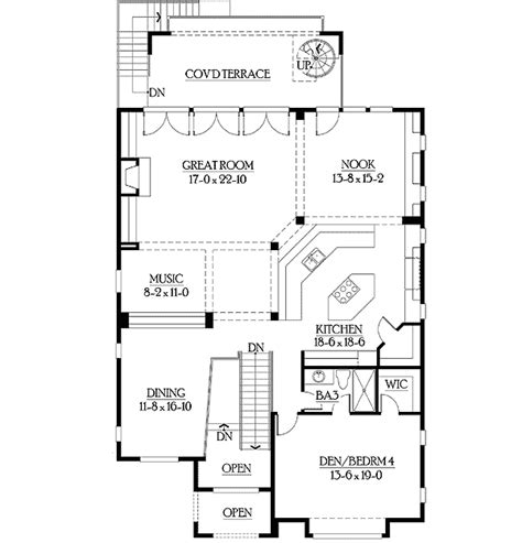 finished basement house plans finished basement for additional living space 23129jd butler walk in pantry cad