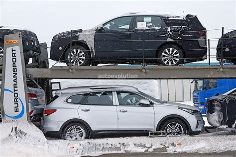 Kia Sorento 2018 Facelift by 2018 Kia Sorento Facelift Spied Front Fascia Inspired By