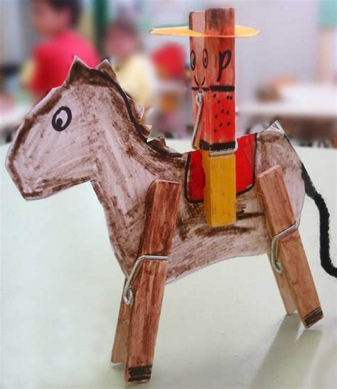western crafts for 30 easy upcycled and creative diy clothespin crafts idea