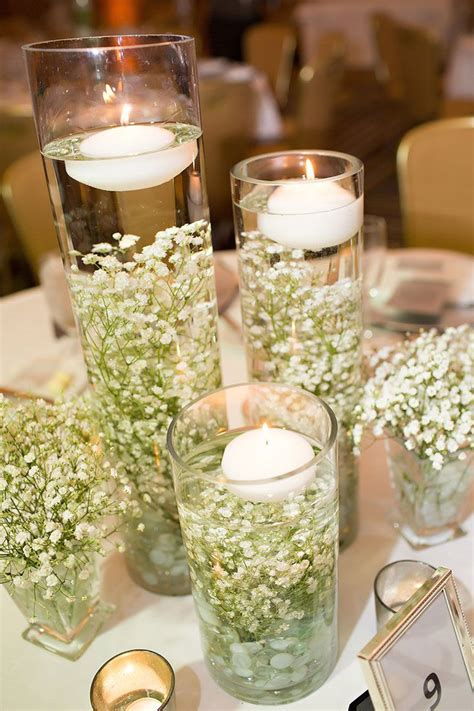 candle in water centerpiece best 25 floating candles ideas on floating