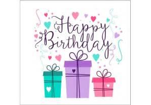 make free birthday card birthday card design free vector stock