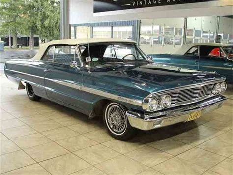 1964 Ford Galaxie For Sale by 1964 Ford Galaxie For Sale On Classiccars 47 Available