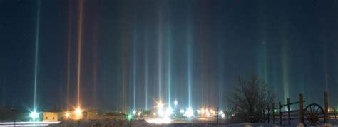 light pillars light pillar phenomenon sun pillar phenomenon learnodo