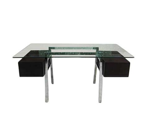 glass top office desk modern modern glass top office desk estyle 24 desks
