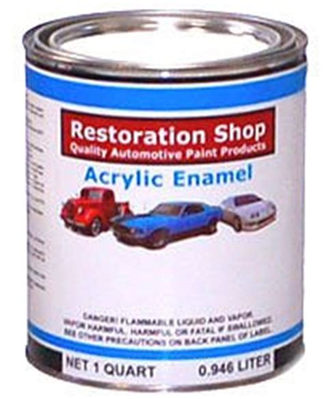 acrylic enamel auto paint quart indigo blue metallic acrylic enamel auto car