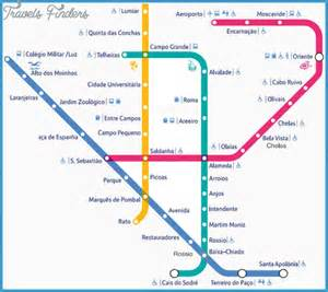 Sinking Mexico City by Lisbon Metro Map Travel Map Vacations