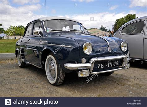 Renault Dauphine by Renault Dauphine Stock Photos Renault Dauphine Stock