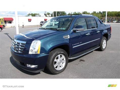 Cadillac Escalade Blue by 2008 Cadillac Escalade Ext Blue 200 Interior And
