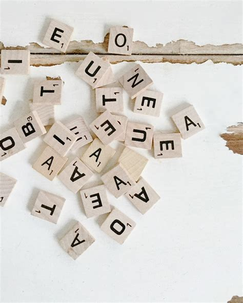where can i buy scrabble letters scrabble tile tree thistlewood farm