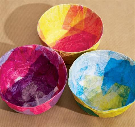 easy paper mache crafts for papier mache project for click