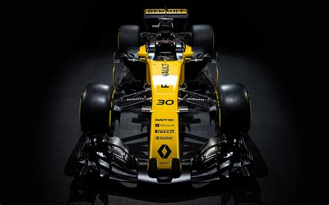 Formula 1 Car Wallpaper by Renault Rs 17 2017 Formula 1 Car Wallpapers Hd