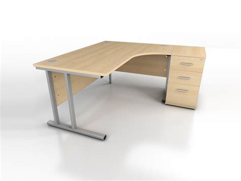 corner desk maple maple corner desk icarus office furniture