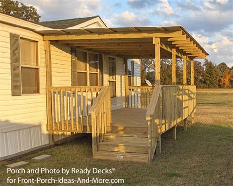 porch design ideas porch designs for mobile homes mobile home porches