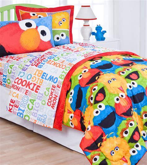 elmo bedding sesame chalk 3pc elmo bedding sheet set