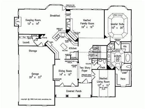 american house plans eplans new american house plan country aura 3728