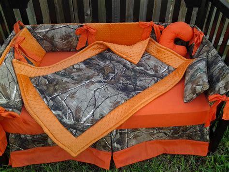 camouflage crib bedding like this item