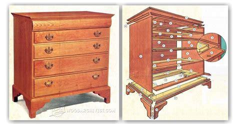dresser plans free woodworking drawer dresser plans woodarchivist