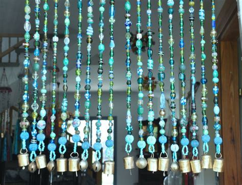 how to hang a beaded curtain 25 best ideas about hanging door on