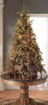 tisch weihnachtsbaum top 15 rustic tree designs cheap easy