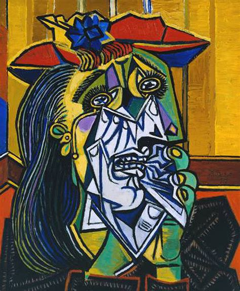 picasso paintings described you the weeping of picasso s truly flight 904