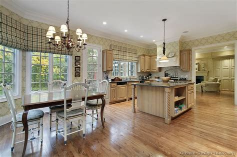 kitchen great room designs pictures of kitchens traditional light wood kitchen